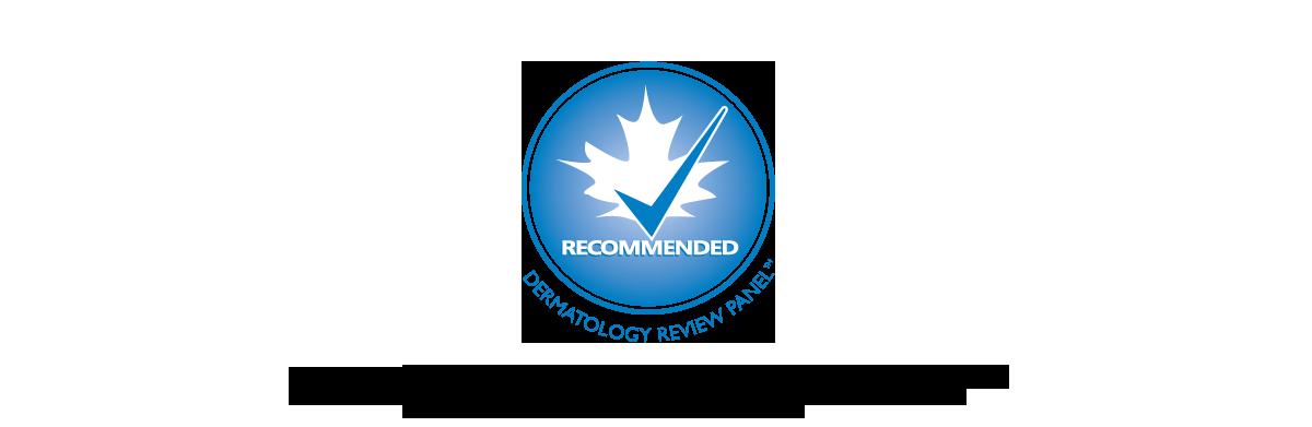 The Dermatology Review Panel Logo