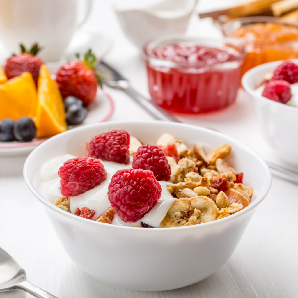 Probiotic breakfast to manage eczema naturally